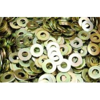 Special Washers Zinc Yellow.